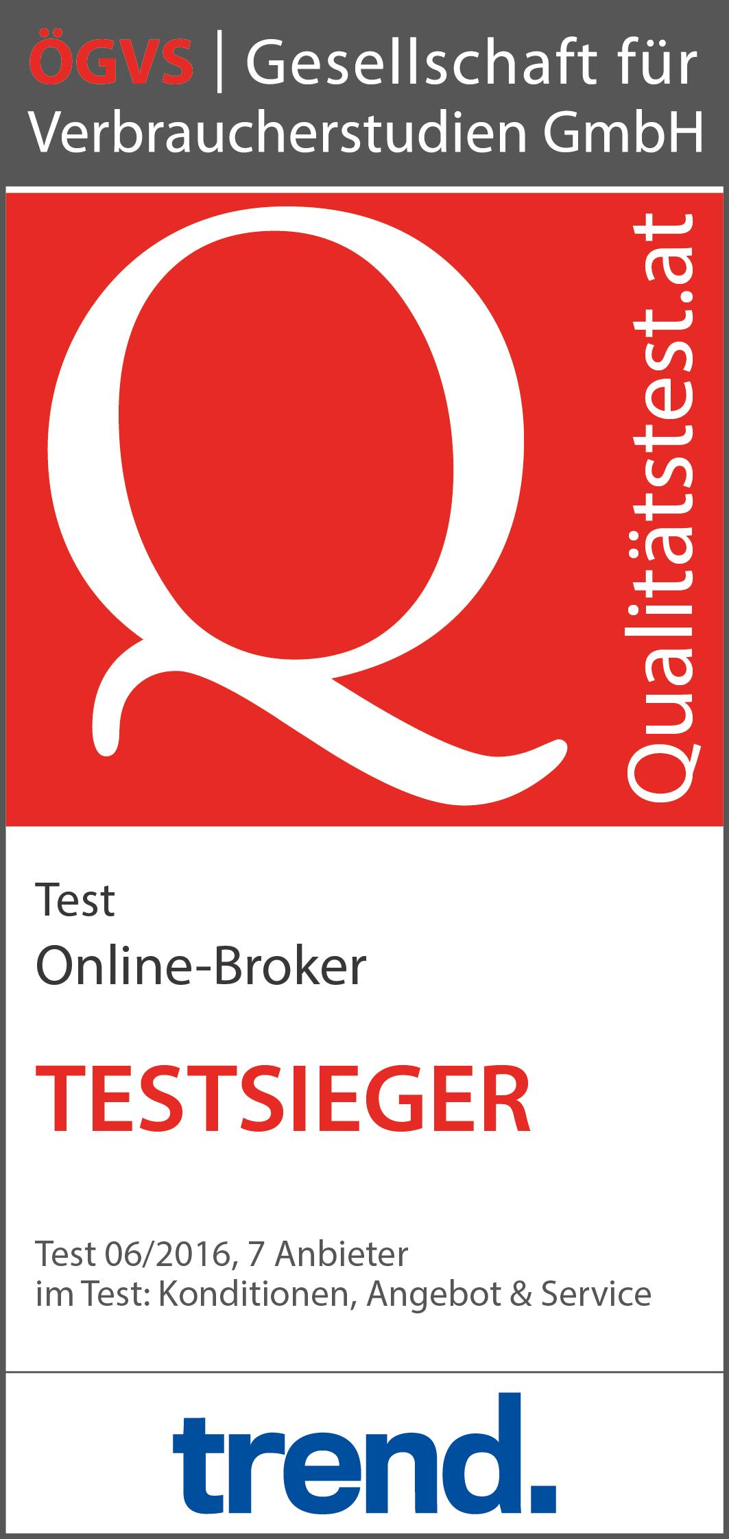 testsieger online broker