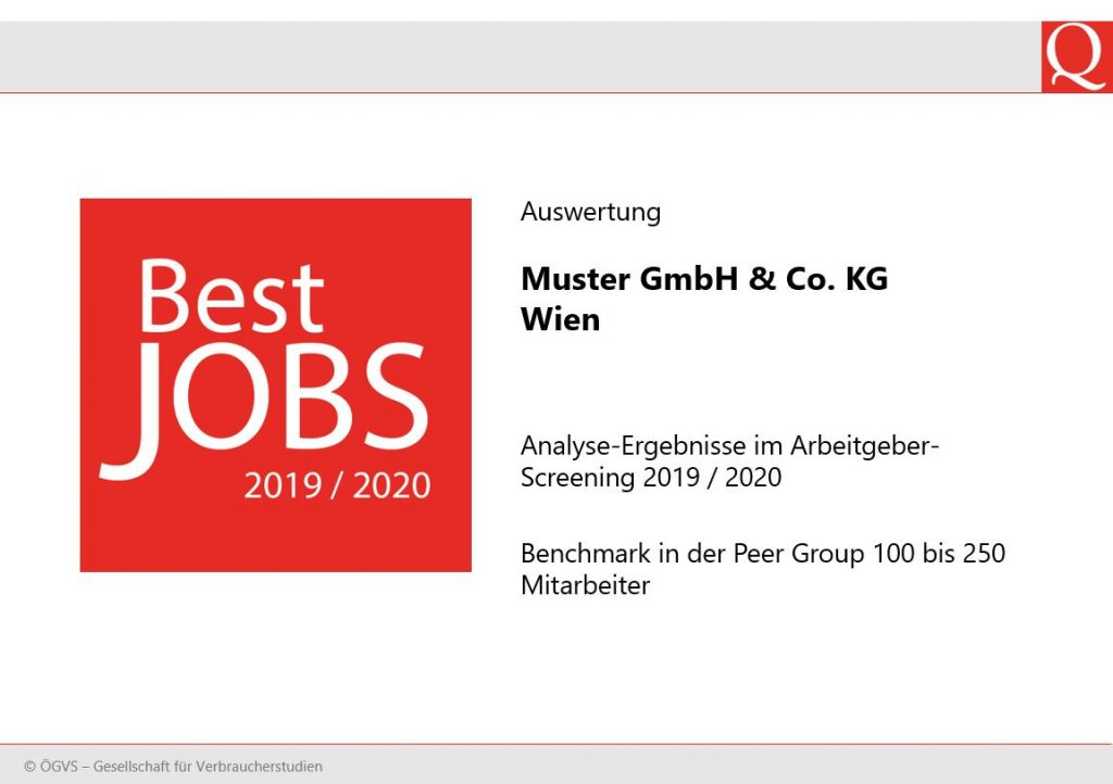 Benchmark-Studie-ÖGVS-Best-Jobs
