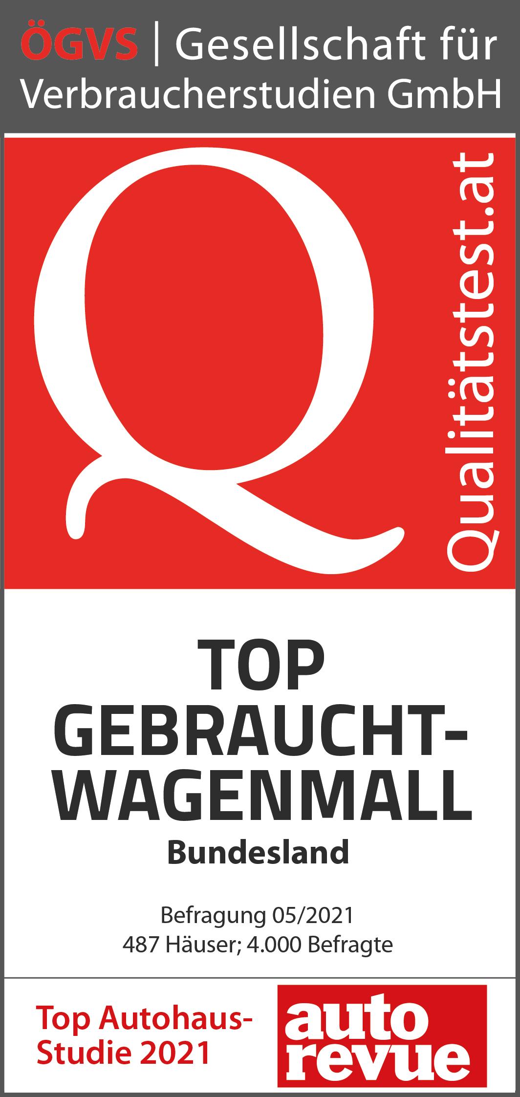 Top Gebrauchtwagen-Mall